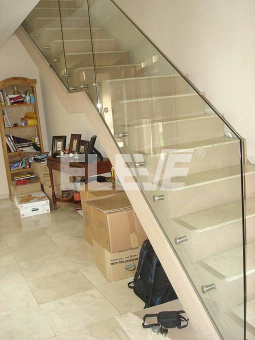 Baranda vidrio hierro para balcones car interior design - Baranda de cristal ...