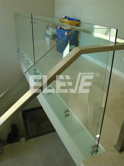 Barandillas de vidrio a continuacin bocetos para esta - Baranda de cristal ...