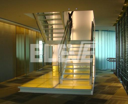 Barandas Para Escaleras Barandas De Acero Inoxidable Hierro O - Barandas-escaleras-modernas