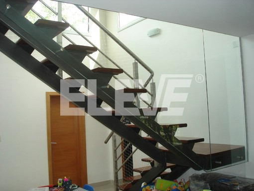 Barandillas de escaleras modernas simple escalera de - Barandas escaleras modernas ...
