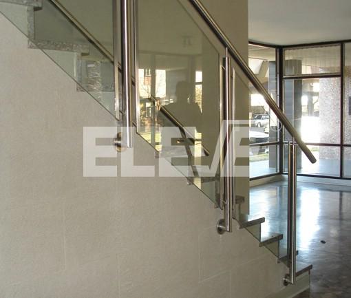 Pin barandales herreria escaleras pisos nuroa genuardis for Pasamanos para escaleras interiores