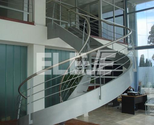 Escaleras Tubulares Materiales De Construcci N Para La