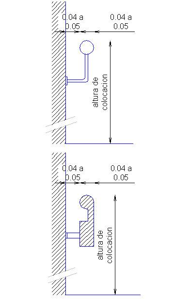 Requerimientos en el diseño de Escaleras para Discapacitados