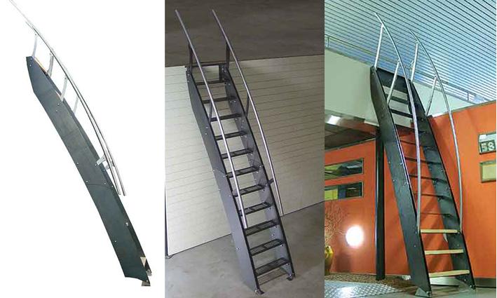 escaleras estilo antiguo ue