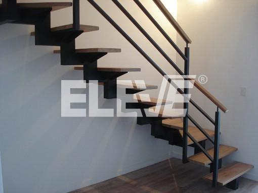 escaleras interiores de diseo