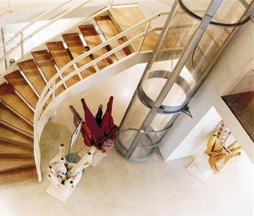 Escalera y elevador personal para discapacitado apto para viviendas y comercios - Escaleras para viviendas ...