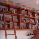 Escaleras desplazables o corredizas para bibliotecas o - Escaleras para bibliotecas ...