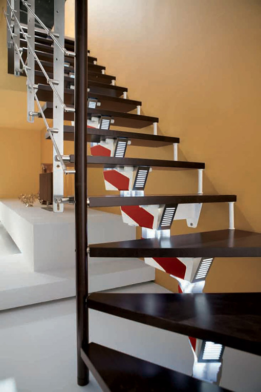 escaleras rintal lnea knock design distribuida por eleve italiana ue