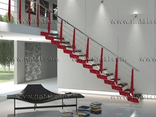 Escaleras rintal l nea loft distribuidas en argentina por for Escaleras rintal