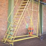 Escaleras de almac n escaleras de obra almacen - Escaleras para almacen ...