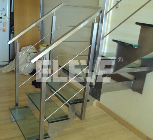 1000 images about escalera vidrio acero inoxidable on pinterest modern staircase stainless - Escaleras de vidrio ...