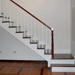 escaleras revestidas en madera ue