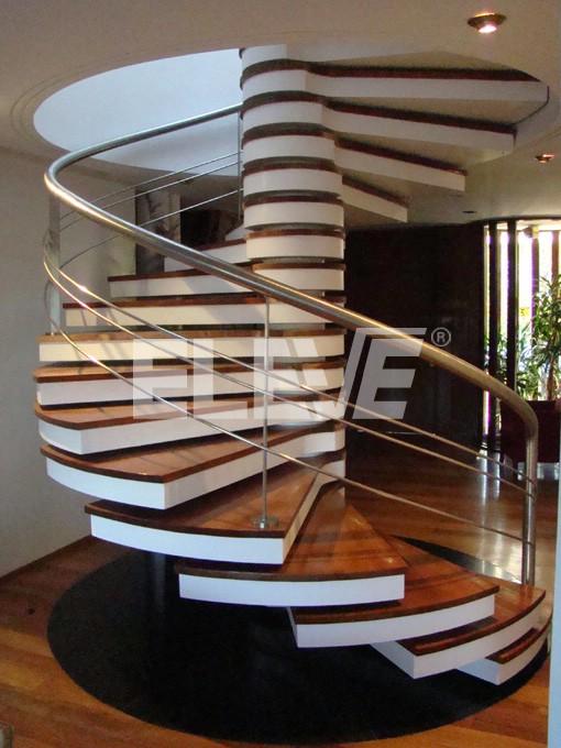 Escaleras Caracol Especiales Eleve, Herrería, Metálicas y Aluminio