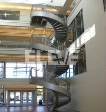 Imagenes de escaleras de caracol free escaleras de for Escalera caracol 2 pisos