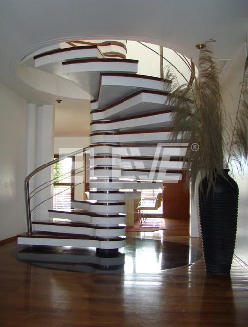 escaleras de caracol para exterior