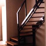 Escaleras modulares met licas ajustables en kit fabrica for Como hacer escaleras de hierro con descanso