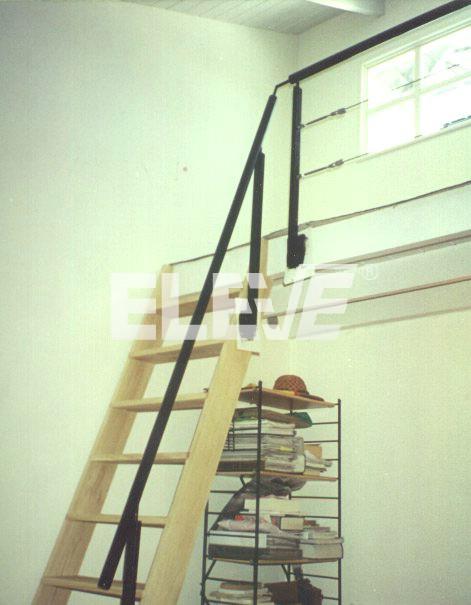 Pin barandas pasa manos para escaleras balcones com portal - Barandas de escaleras ...