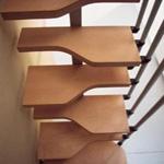 Escaleras marineras para poco espacio fijas techo altillos entrepisos buhardillas bauleras - Escalera plegable para altillo ...