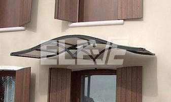Marquesinas para puertas ventanas base s lida fiable de - Marquesinas para puertas ...
