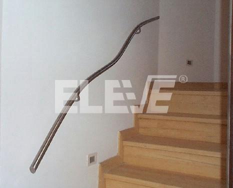 Pasamanos de acero inoxidable de dise o especial - Pasamanos de acero inoxidable para escaleras ...