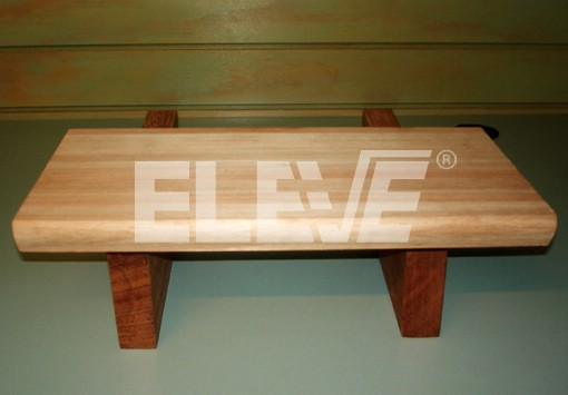 Pelda o de madera para escal n alistonado - Peldanos de madera para escalera ...