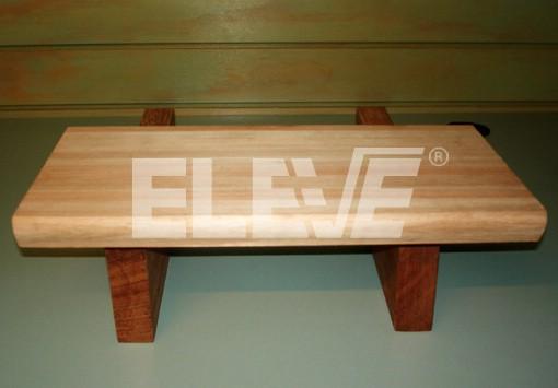 escalones madera