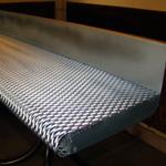 Pelda os de escaleras met licos de vidrio acero inoxidable for Chapa antideslizante