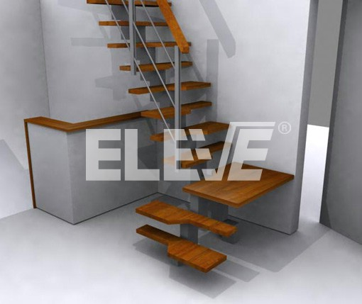 Index of fotos piederecho - Modelos de escaleras de madera ...