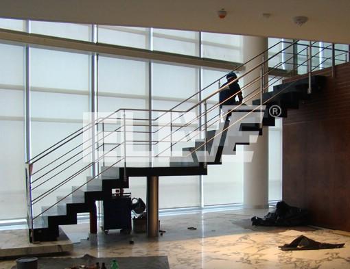 escaleras acero